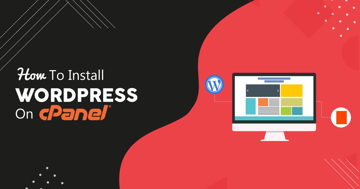 Hướng dẫn cài đặt WordPress trên cPanel