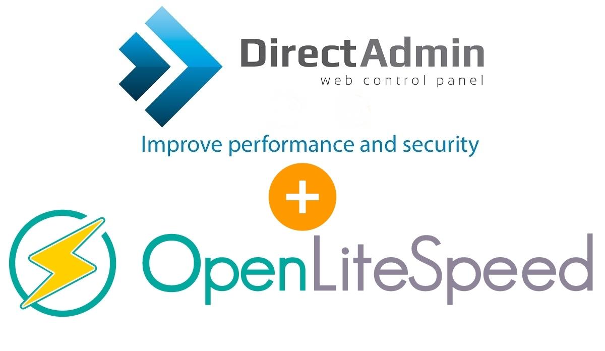 Các bước cài đặt OpenLiteSpeed trên DirectAdmin phiên bản mới nhất